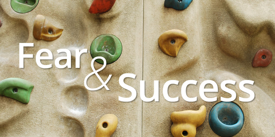 Fear and Success blog article header image