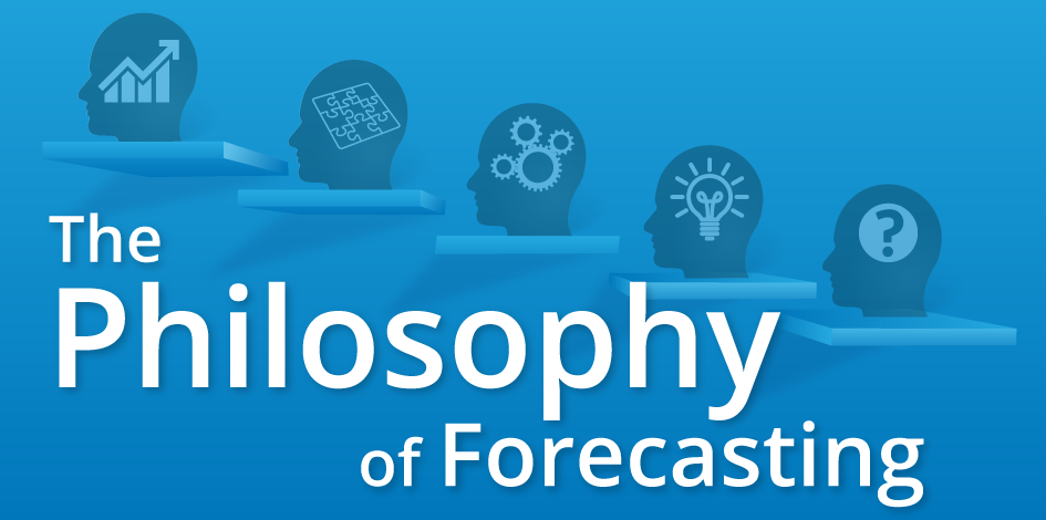 The philosophy of forecasting header image
